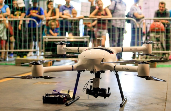 Pilsen's Dronfest is one of the largest drone festivals in the whole world.